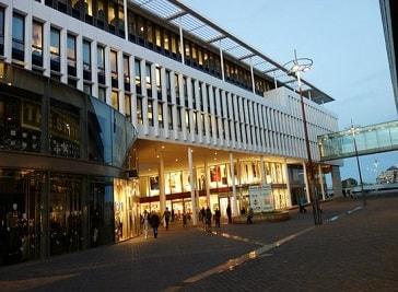 Mosae Forum in Maastricht